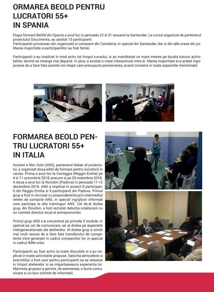 ORMAREA BEOLD PENTRU LUCRATORI 55+ IN SPANIA